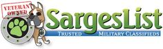 SargesList-Trusted Military Classifieds serve the military and local communities worldwide from all 50 states to even US territories like Guam. It is veteran owned and its employees are almost all military spouses! Promote your business or items for sale for FREE! There is a monthly giveaway for CASH also, the more you list the more entries you get into the giveaway!