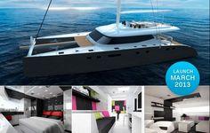Luxury yacht Sunreef 80 Single Deck