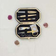 My beauty-manicure kit