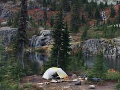 Lila Lake Campsite