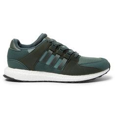 adidas OriginalsEQT Support Ultra Rubber, Suede and Mesh Sneakers