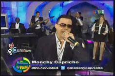 Presentación completa de Monchy Capricho en Con @ElPachaOficial @DomingoyPacha #Video - Cachicha.com