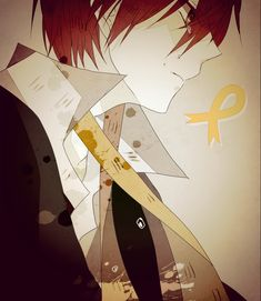 Karma - you have to see him to believe him. SO WATCH THE ANIME and be dragged to obsession. - DA