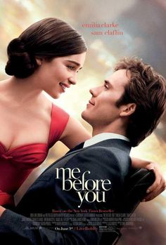 Me Before You (2016) 27x40 Movie Poster