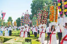 Sivan Askayo -Flower Festival- THE FEAST OF THE TRAYS IN TOMAR, Portugal  by Sivan Askayo - Festa dos Tabuleiros 2015