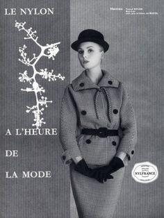 Hermès (Couture) 1959 Photo Vassal