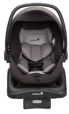 Evenflo Travel System Black and grey stroller and infant car seat w ...