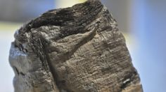Scientists have succeeded in reading parts of an ancient scroll that was buried in a volcanic eruption almost 2,000 years ago, holding out the promise that the world's oldest surviving library may one day reveal all of its secrets.