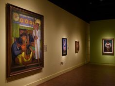 Diego Rivera and Frida Kahlo in Detroit Exhibition | The Detroit institute of Arts