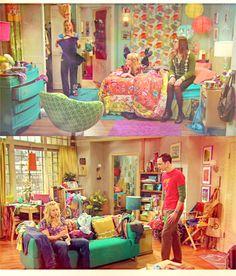Penny's apartment on Big Bang