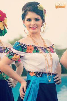 Baile sexy de mexicana - 1 5