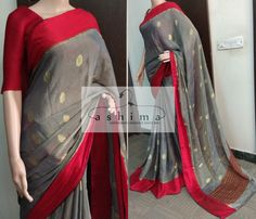 Code:1702186 - Price INR:9900/- , Woven Shimmer Georgette Saree.