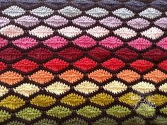 Video Tutorial of the Crochet Wave Stitch