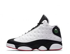 lowest price f2c7a 5af13 Air Jordan 13 Retro He Got Game Colorway  White Black-True Red Release