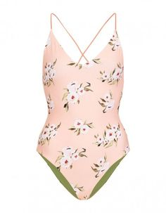 d05720bc53 22 Super-Stylish One-Piece Swimsuits