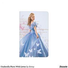 Cinderella Photo With Letter Journal