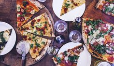 Best pizza in central London? Wells St. Homeslice Review