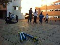 Jornada de puertas abiertas en extraescolares |Colegio San Cristobal