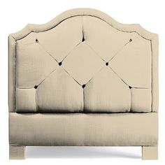 headboard shape