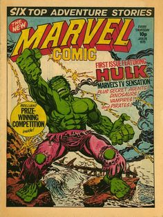 The Mighty World of Marvel (Volume) - Comic Vine