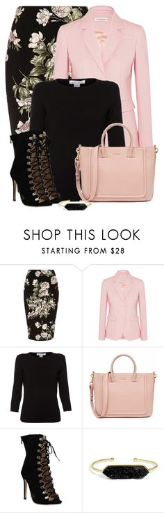 """""""Untitled #6446"""" by cassandra-cafone-wright ❤ liked on Polyvore featuring River Island, Altuzarra, Belford and BaubleBar"""