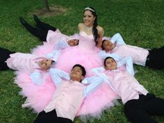 Quince quinceanera quinceañera quince dress pink photography
