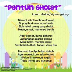 Pantun Sholat (original song Gelang si Paku Gelang) Islam For Kids, Original Song, Kids Songs, Proposals, Aba, Islamic, Education, Songs For Children, Children Songs