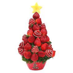 Celebra la navidad con dulces detalles... www.dfrutaychocolate.com.mx