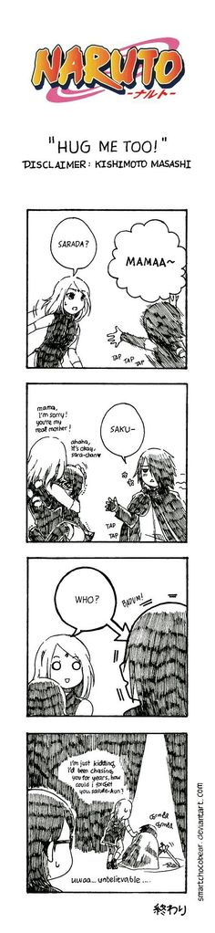 Sasusaku comic