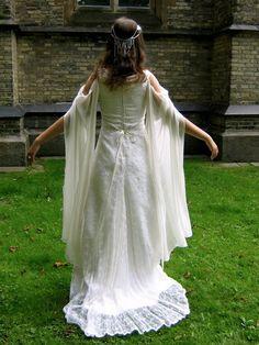 Arwen's Bridge Dress 2 by ~Farothiel
