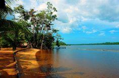 Overbridge River Resort @ Suriname voor budget vakantie bezoek budgetholiday.nl