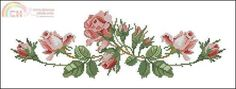 Rose Tablecloth From Le idee di Susanna 263 - Mobil - www.pindiy.com
