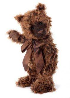 Charlie Bears Plush Bear Seren Evident Effect Artist