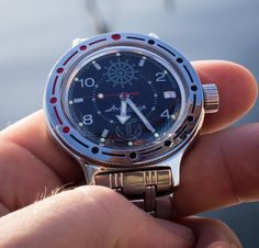 Unboxing My Vostok Amphibia Diver | Dive Watches Blog    Just got my new watch in the mail. Follow along as I open the package and give some first impressions on this basic, cheap Russian watch.  #divewatches #watches