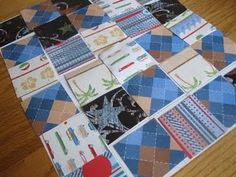 Llama Llama Red Pajamas quilt activity