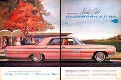 Oldsmobile 98 Sport Sedan (1962)