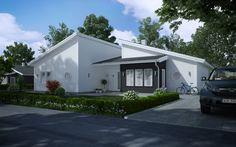 Vårgårdahus - Villa Ekenäs