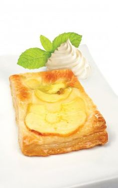 Rustic apple tarts infused with skyy infusions ginger more