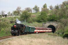 Matěj vyjíždí z brumovského tunelu Bahn, World, Train, Vehicles, The World