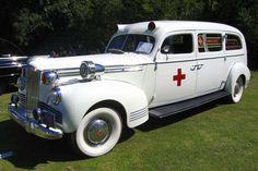 1942 Packard Henney Ambulance