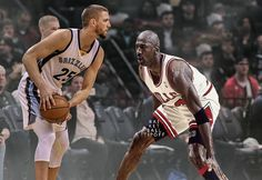 AS CRAZY AS IT GETS!  Last Summer Chandler Parsons singed a 4 year 94 million contract with the Memphis Grizzlies.  Because of his injuries his contract is considered one of the worst contracts in todays NBA if not ever.  With this contract he will earn more money than the greatest player of all time Michael Jordan who earned a total of 93 million over HIS ENTIRE CAREER.  #TipoffFact  -AJHEAT