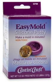 EasyMold RTV Silicone Rubber, 2Pound Kit. EasyMold Silicone Rubber is ideal for a wide range of mold applications, including Castin'Craft Clear Casting Resin, EasyCast Clear Casting Epoxy, wax, baking chocolates, ice cubes, soap, plaster, air dry clay, concrete and low melt metals! Easily create blanket, glove or bloc Rtv Silicone, Diy Silicone Molds, Resin Molds, Silicone Rubber, Castin Craft, Clear Casting Resin, Baby Mold, Thing 1, Resin Crafts