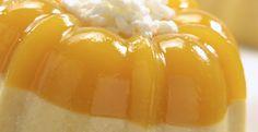 Ingredientes: º 1 / 4 Taza miel de abeja º 100 Gramos mango de pulpa natural o en almíbar º 1 1/2 Tazas agua º 2 Cucharadas gelatina...
