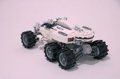 Nomad ND1 Rover