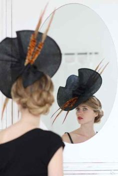 Tracy Chaplin Couture Milliner