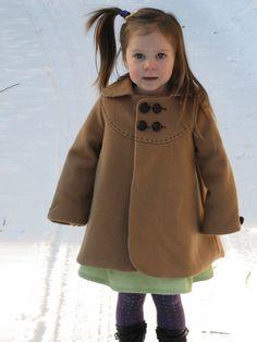 A Coat for A Cutie