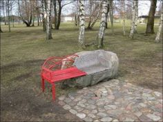 Zseniális utcai padok - Toochee