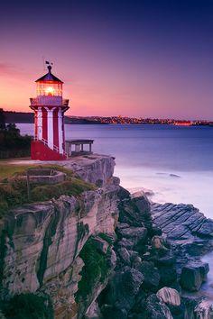 Hornby #Lighthouse at Sunset http://sundxwn.tumblr.com/post/82056511092/hornby-lighthouse-at-sunset-by-yury-prokopenko