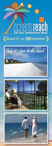 {BLOGGED}: Sanibel, Florida - Oceans Reach Gulf Front Condo Resort