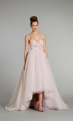 Hayley Paige Lilac wedding dress currently for sale at 69% off retail.